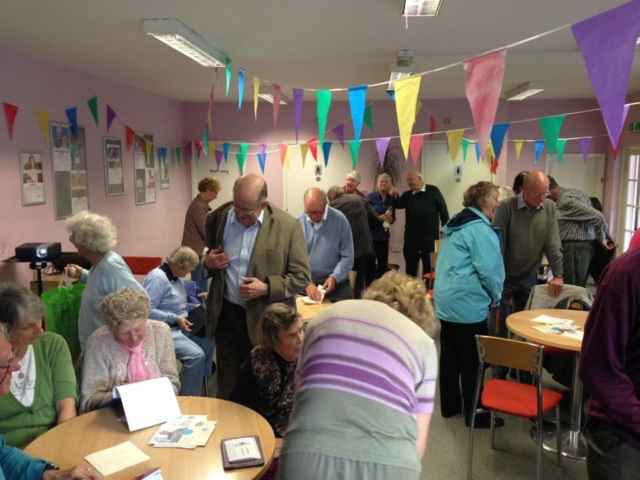 Older Persons Day at RVS Pickering