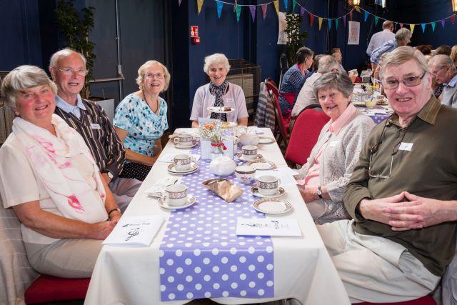 Kirkbymoorside and Helmsley friends...