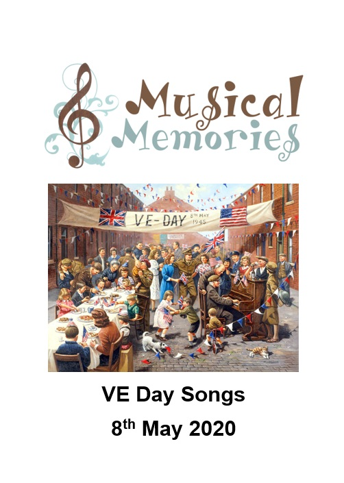 VE Day 8th May